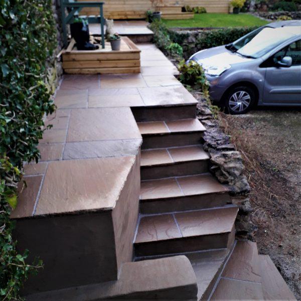 Steps & Path/Patio
